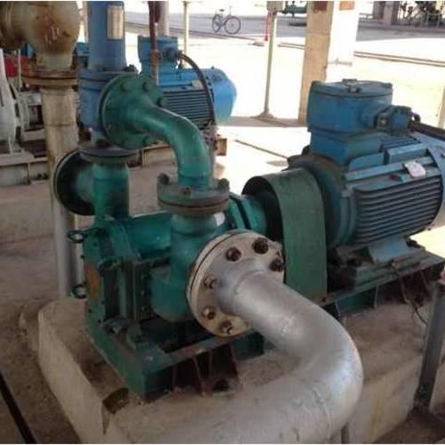XZB双螺旋转子泵(广西和源石化C3C4C5卸车泵)