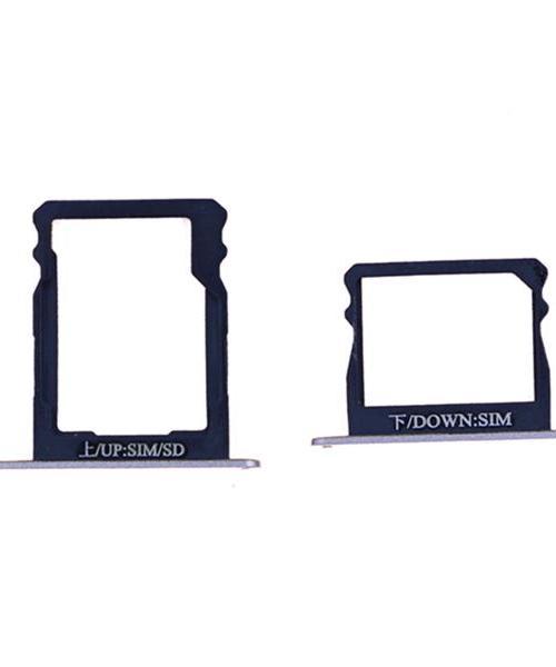 适用 华为P8 卡托 GRA-UL10/CL/TL00 手机卡槽 P8标准/高配版 上下卡座