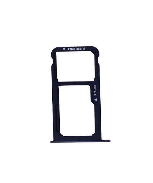 适用 华为G9青春版 手机卡托 P9Lite卡槽 SIM内存卡座