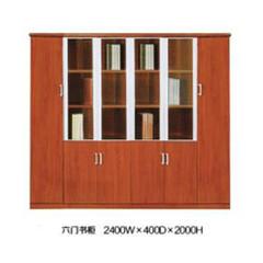 六门书柜 GZ-SG013