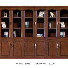八门书柜 GZ-SG008