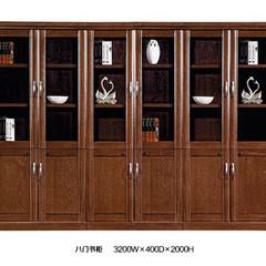 八门书柜 GZ-SG006
