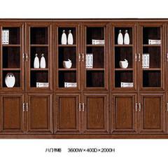 八门书柜 GZ-SG007