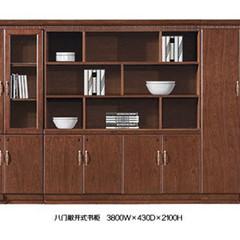 八门敞开式书柜 GZ-SG005