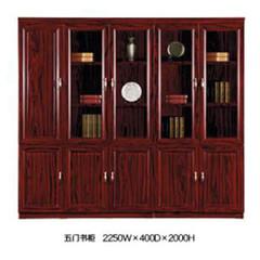 五门书柜 GZ-SG010