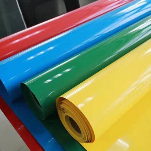 彩色PVC板材