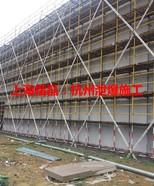 杭州泄爆墻施工