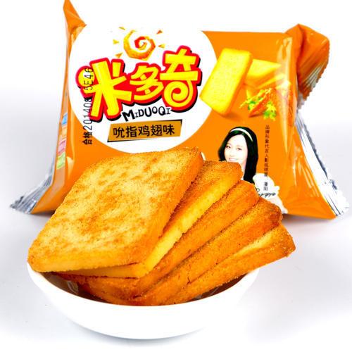 米多奇烧烤风味烤香鸡翅味膜片
