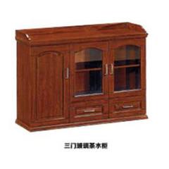 三門玻璃茶水柜 GZ-CSG002