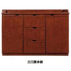 三门茶水柜 GZ-CSG006