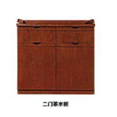 二門茶水柜 GZ-CSG005