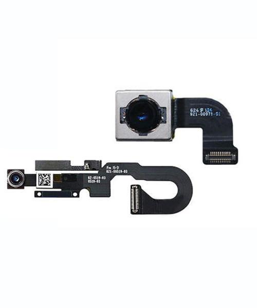 适用 苹果iphone7 摄像头 苹果7代 后置主摄像头 前置照相头 听筒感应排线 大小像头