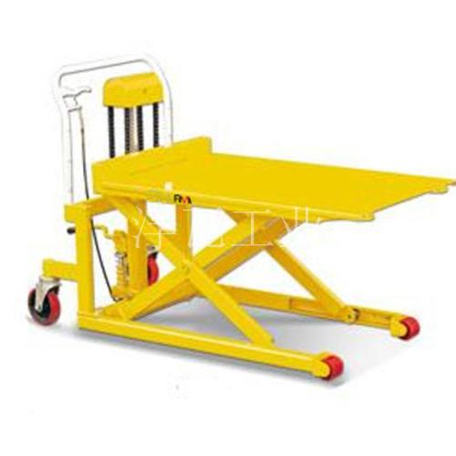 脚踏剪式升高液压搬运(平台)车
