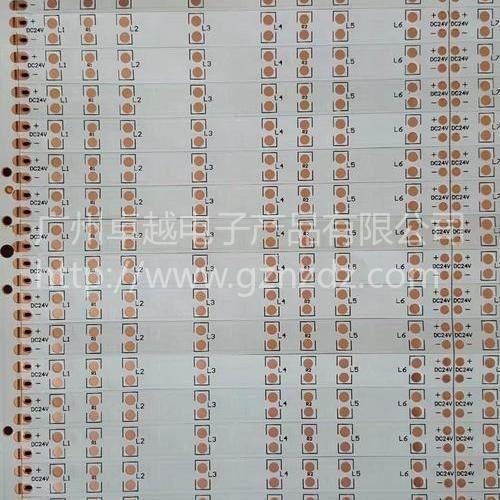 3528LED燈條線路板5050led柔性線路板