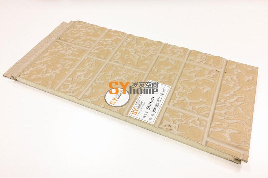 SYQY054|装饰集成建筑华丽奢侈的外围护装饰板之金属雕花版、001