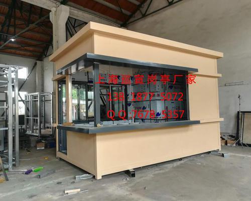 钢结构岗亭-060