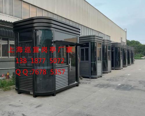 钢结构岗亭-059