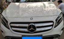 调研车辆-奔驰GLA220