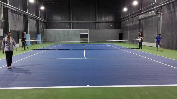连云港塑胶网球场面层材料厂家