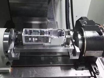 CNC四轴加工