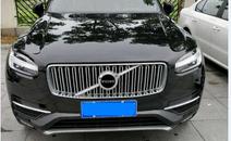 车展调研车辆-沃尔沃XC90