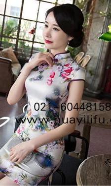 短旗袍055