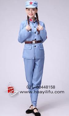 军事服装401