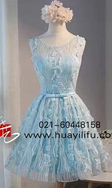 短礼服166