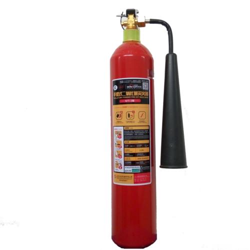 二氧化碳灭火设备