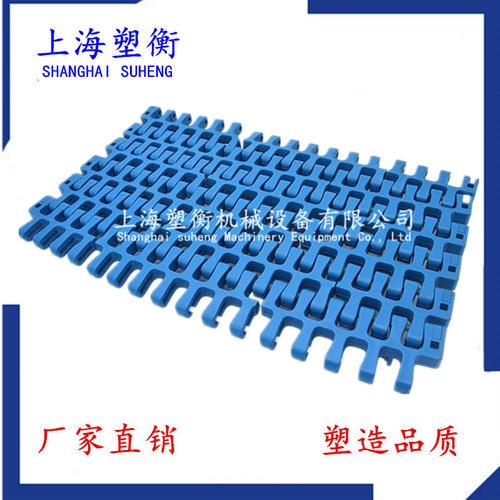 300转弯平格塑料网带