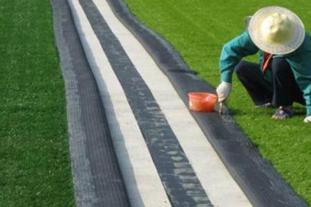 人造草坪施工工序