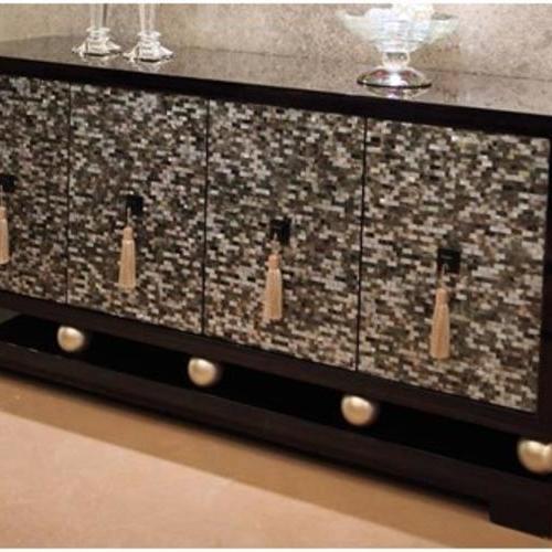 貝殼家具柜