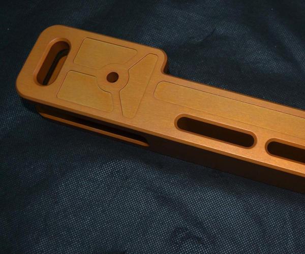 金属手板模型