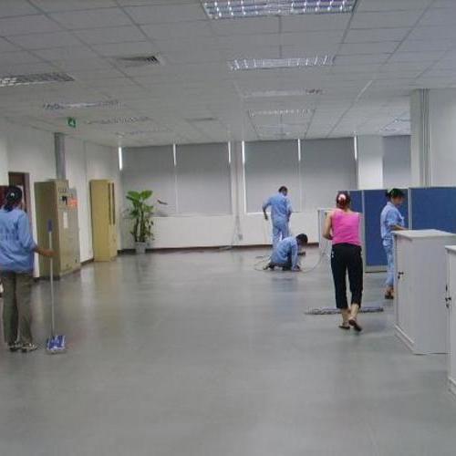 办公楼保洁