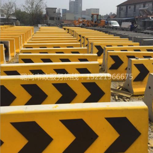 水泥隔离墩