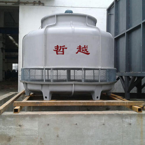油烟净化用玻璃钢圆形冷却水塔系列