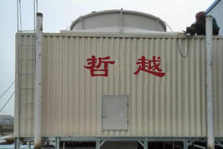 上海玻璃钢冷却塔方形冷却塔