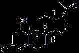 羟孕酮 CAS#68-96-2