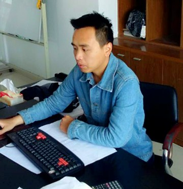 林长江:资深设计师