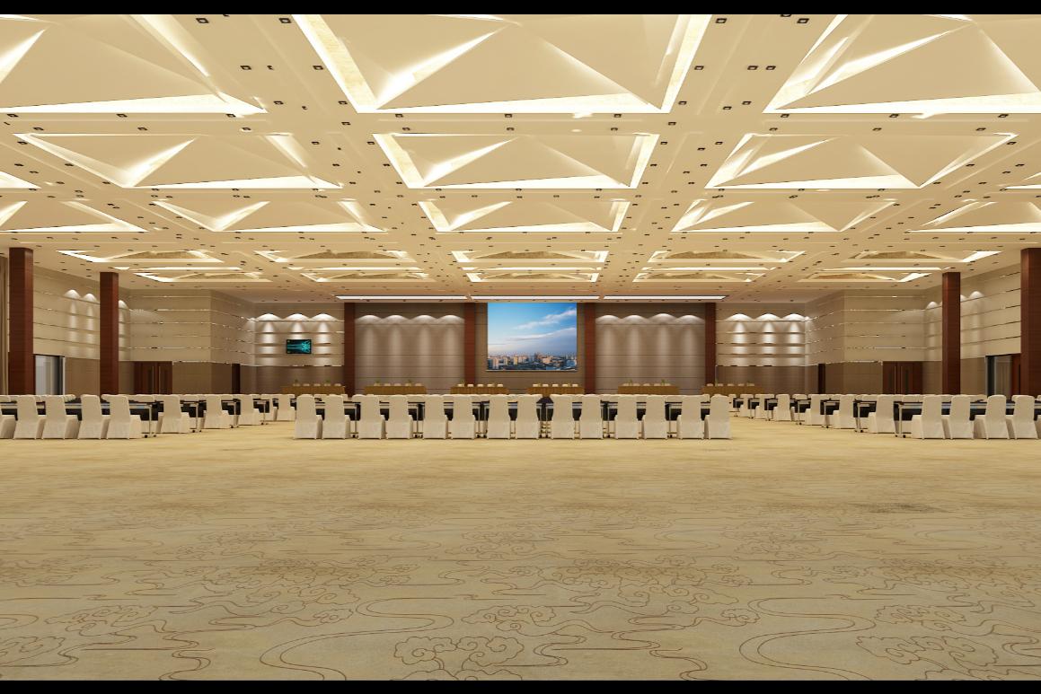 会议厅设计效果图