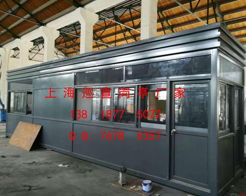 钢结构岗亭-064