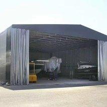 产品名称机场移动推拉棚24