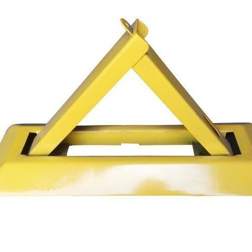 三角防压车位锁