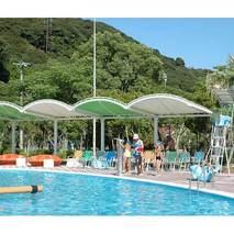 龙岗泳池膜结构工程|奥鼎张拉式膜结构设计|龙岗泳池膜结构