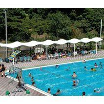 天津泳池膜结构|奥鼎泳池膜结构|泳池张拉式膜结构