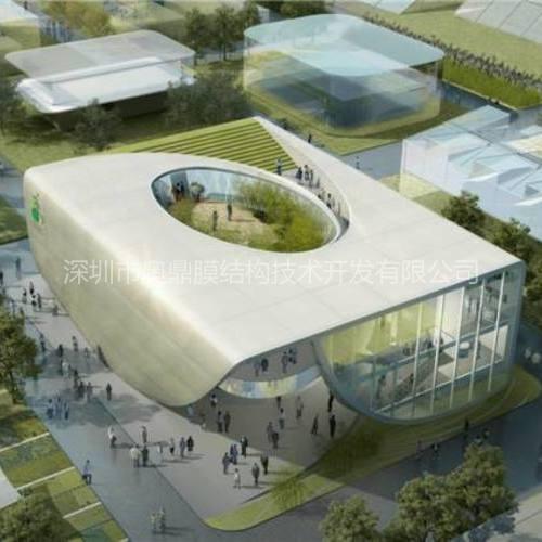 广州会展膜结构建筑|张拉式膜结构厂家|奥鼎膜结构工程全国承接