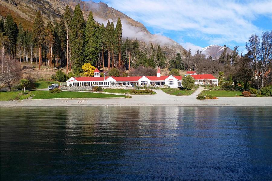 新西兰皇后镇瓦尔特峰高原农场集成建筑应用探访