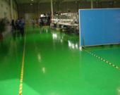 环氧防静电地坪