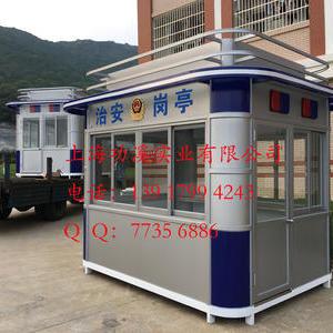 近期岗亭部分工程案例,岗亭上海功溪厂家服务好!