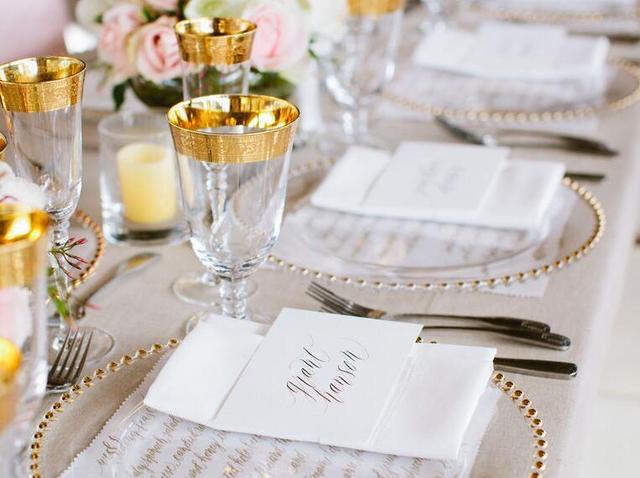 举办婚礼需要知晓的6大要点